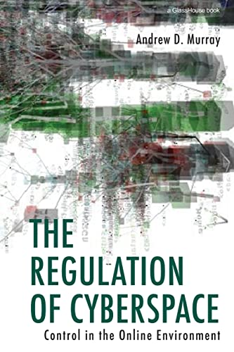 9780415420013: The Regulation of Cyberspace: Control in the Online Environment