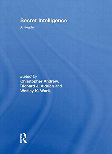 9780415420235: Secret Intelligence: A Reader