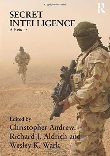 9780415420242: Secret Intelligence: A Reader