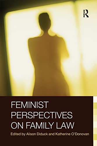9780415420365: Feminist Perspectives on Family Law