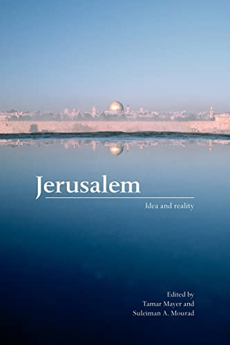 9780415421294: Jerusalem: Idea and Reality