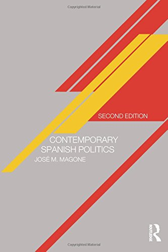 9780415421898: Contemporary Spanish Politics