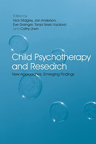 9780415422031: Child Psychotherapy and Research: New Approaches, Emerging Findings