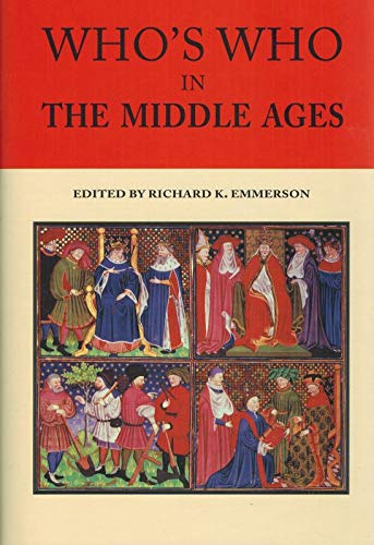 Who's Who in the Middle Ages, 2 Volumes in Slipcase