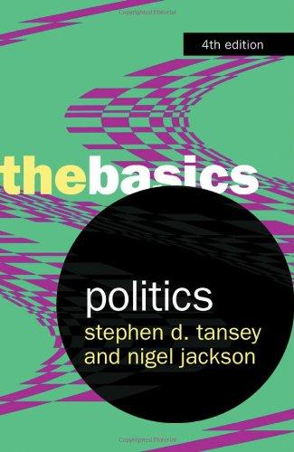 9780415422444: Politics: The Basics