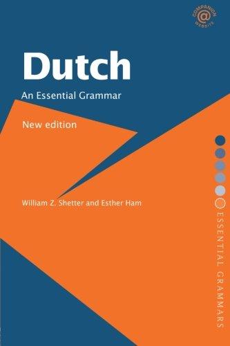 9780415423076: Dutch: An Essential Grammar (Routledge Essential Grammars)