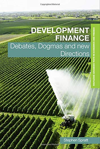 9780415423182: Development Finance (Routledge Textbooks in Development Economics)