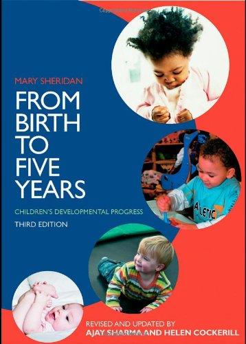 9780415423656: From Birth to Five Years: Children's Developmental Progress