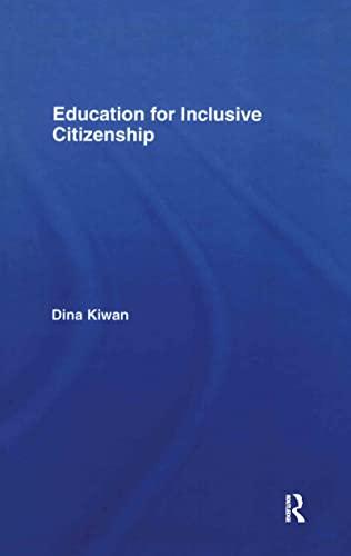 9780415423670: Education for Inclusive Citizenship
