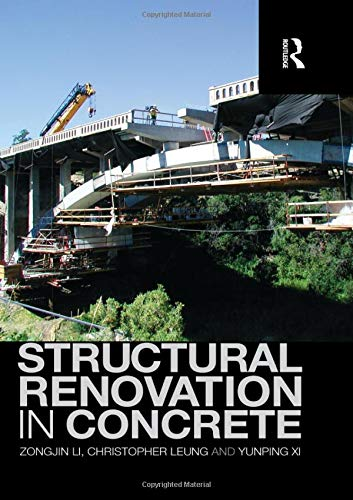 9780415423717: Structural Renovation in Concrete