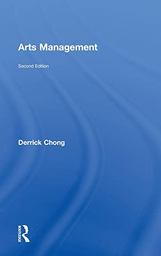 9780415423908: Arts Management (Mastering Management in the Creative and Cultural Industries)