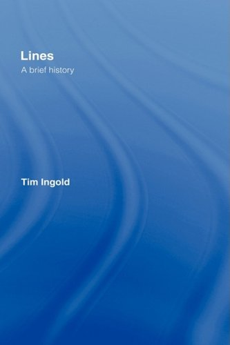 9780415424264: Lines: A Brief History (Routledge Classics)