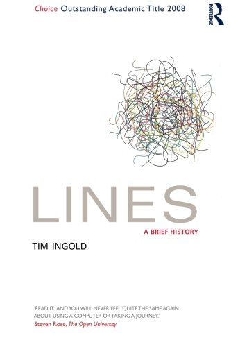 9780415424271: Lines: A Brief History (Routledge Classics)
