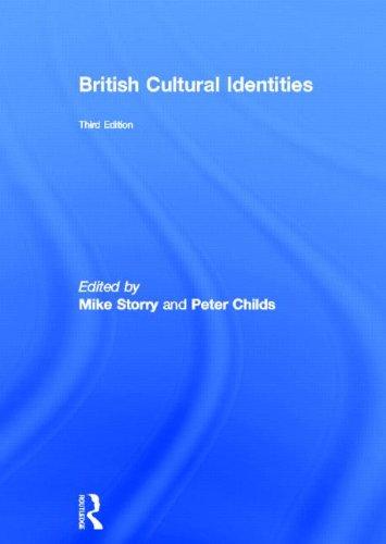 9780415424592: British Cultural Identities