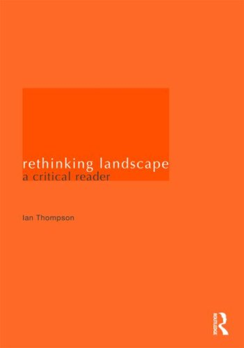 9780415424646: Rethinking Landscape: A Critical Reader