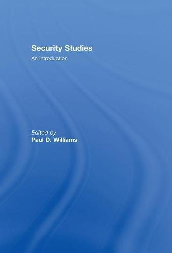 9780415425612: Security Studies: An Introduction - Covers May Vary