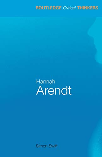 9780415425865: Hannah Arendt (Routledge Critical Thinkers)