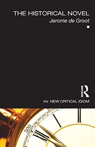 9780415426626: The Historical Novel