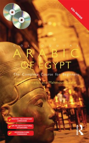 9780415426985: Colloquial Arabic of Egypt (Colloquial Series)