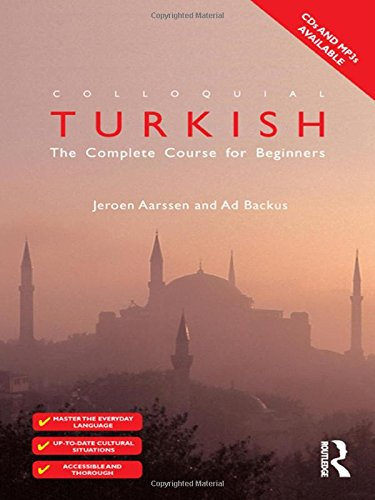 9780415427036: Colloquial Turkish: The Complete Course for Beginners (Colloquial Series)