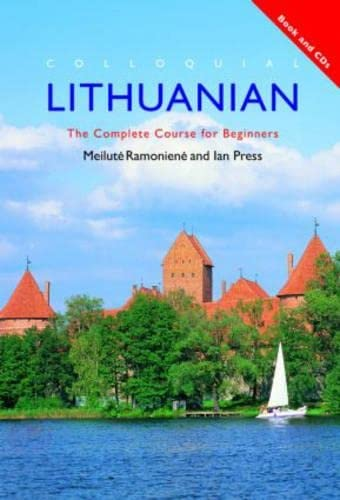 9780415427081: Colloquial Lithuanian: The Complete Course for Beginners (Colloquial Series (Multimedia))