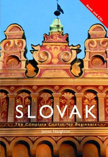 9780415427098: Colloquial Slovak: The Complete Course for Beginners (Colloquial Series)