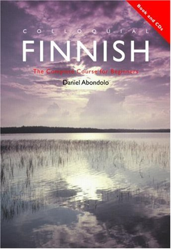 9780415427104: Colloquial Finnish: The Complete Course for Beginners (Routledge Colloquials)