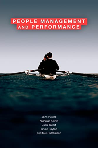 9780415427807: People Management and Performance