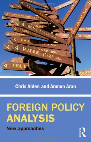 9780415427982: Foreign Policy Analysis: New Approaches
