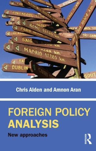 9780415427999: Foreign Policy Analysis: New Approaches