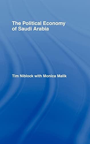 9780415428422: The Political Economy of Saudi Arabia