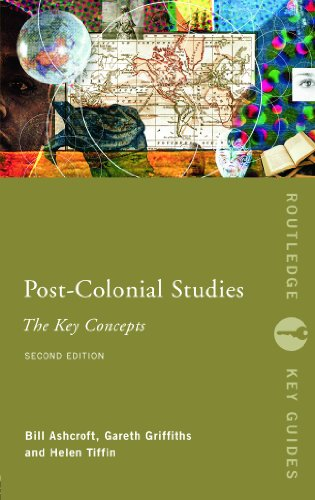 9780415428552: Post-Colonial Studies: The Key Concepts (Routledge Key Guides)
