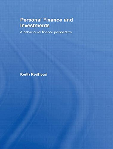 9780415428590: Personal Finance and Investments: A Behavioural Finance Perspective
