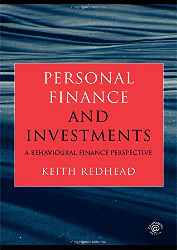 9780415428620: Personal Finance and Investments: A Behavioural Finance Perspective