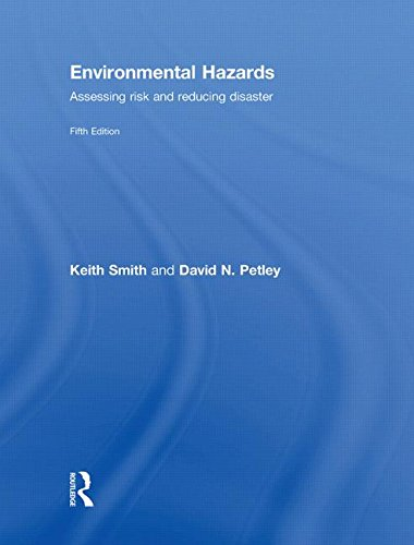 9780415428637: Environmental Hazards: Assessing Risk and Reducing Disaster