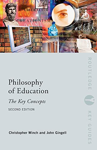 9780415428934: Philosophy of Education: The Key Concepts (Routledge Key Guides)