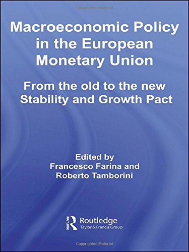 Macroeconomic Policy in the European Monetary Union: From the Old to the New Stability and Growth ...
