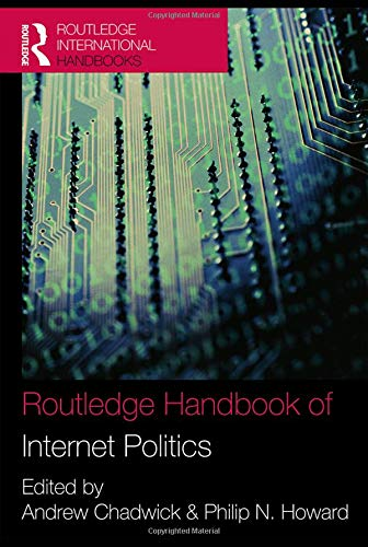 9780415429146: Routledge Handbook of Internet Politics (Routledge International Handbooks)