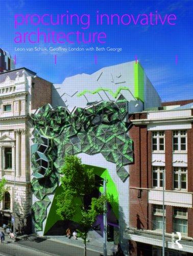 9780415429412: Procuring Innovative Architecture