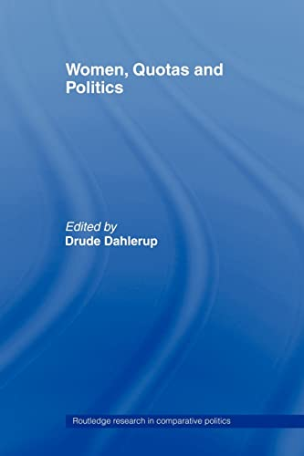 9780415429689: Women, Quotas and Politics (Routledge Research in Comparative Politics)