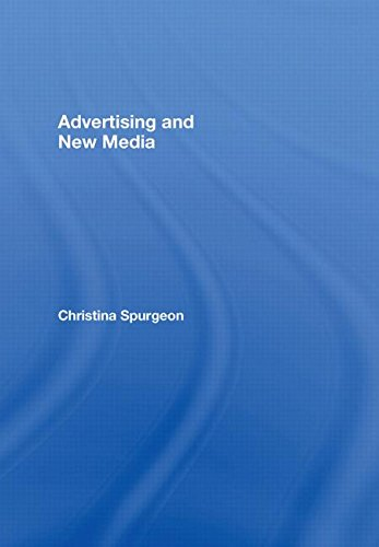 9780415430340: Advertising and New Media