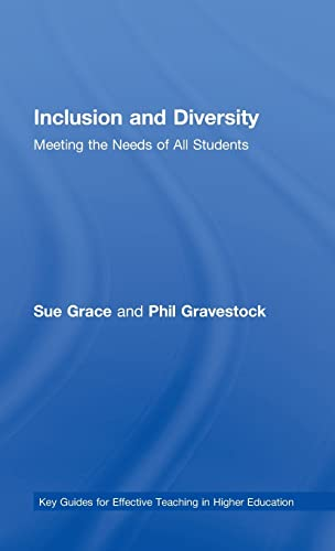 9780415430449: Inclusion and Diversity: Meeting the Needs of All Students (Key Guides for Effective Teaching in Higher Education)