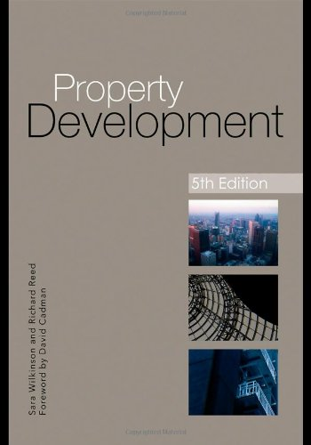 Property Development: Sara Wilkinson, Richard