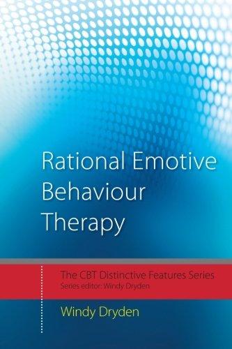 9780415430869: Rational Emotive Behaviour Therapy: Distinctive Features (CBT Distinctive Features)