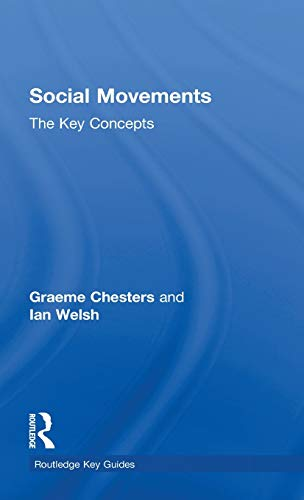 9780415431149: Social Movements: The Key Concepts (Routledge Key Guides)
