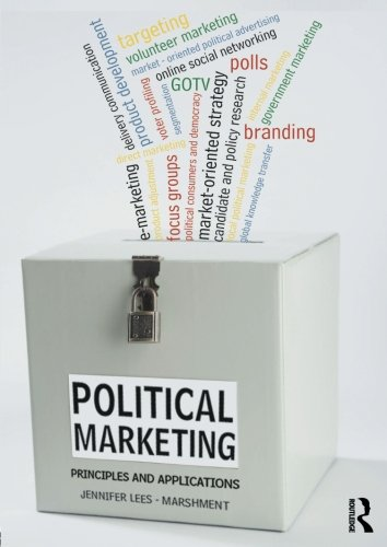 9780415431293: Political Marketing: Principles and Applications
