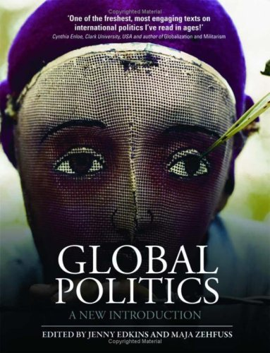 Global Politics: A New Introduction: Edkins, Jenny (Edited
