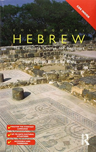 9780415431590: Colloquial Hebrew (Colloquial Series)