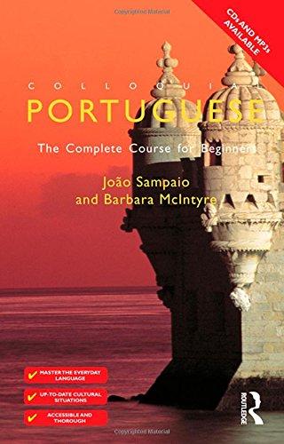9780415431620: Colloquial Portuguese (Colloquial Series)