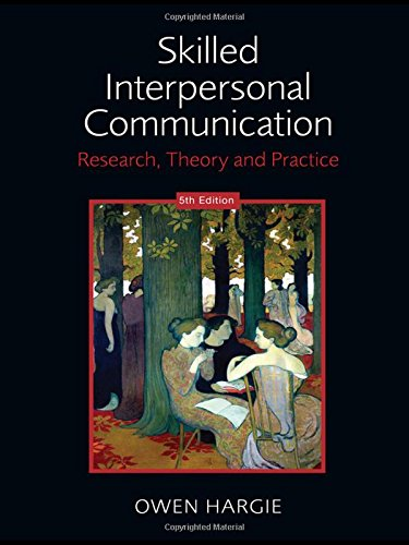 9780415432030: Skilled Interpersonal Communication: Research, Theory and Practice, 5th Edition